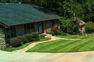 Yearly Lawn and Landscaping Maintenance